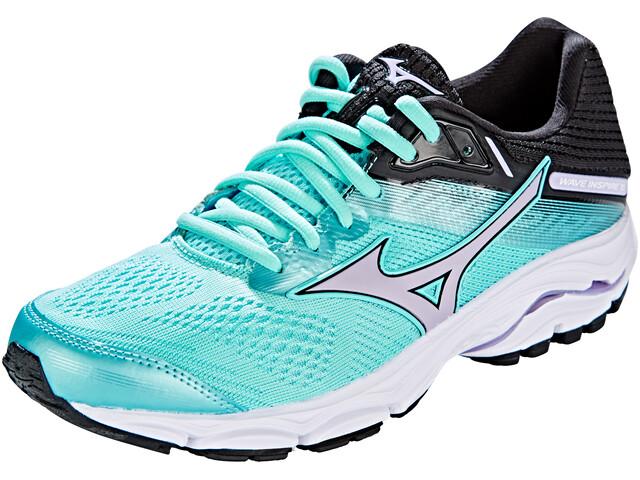 Mizuno Wave Inspire 15 Buty do biegania Kobiety fioletowy/niebieski
